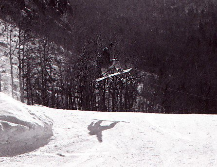 craig off the cliff jump