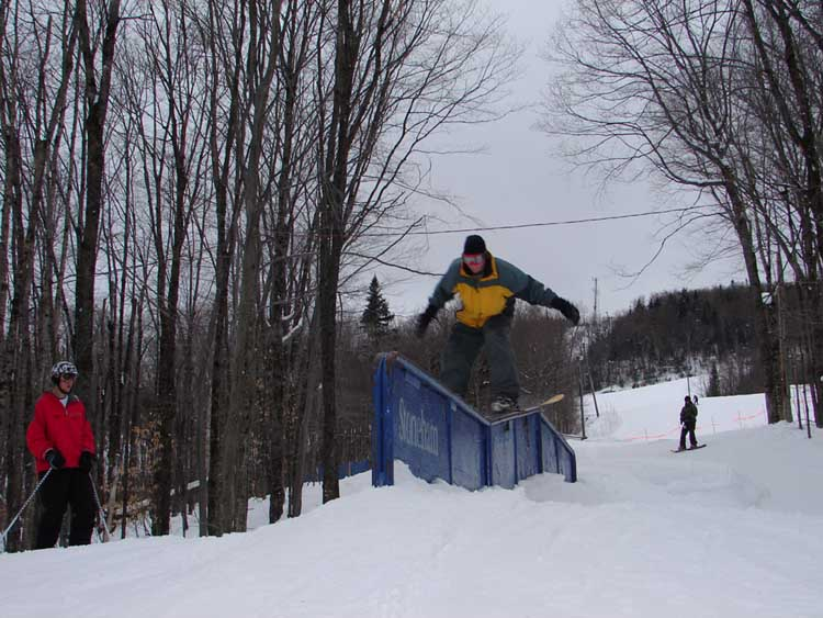 boardslide double kink rail