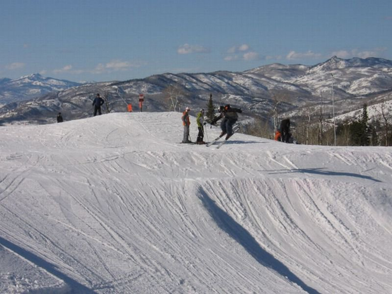 Step up at steamboat