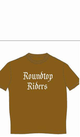 Roundtop Riders Shirt front