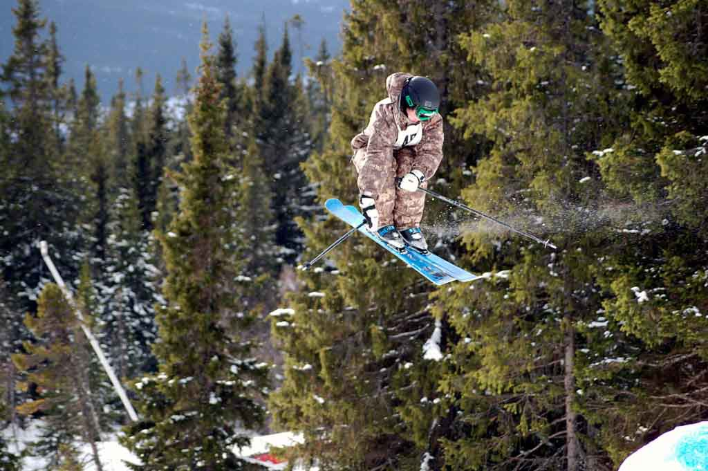 Big3 in slopestyle comp.
