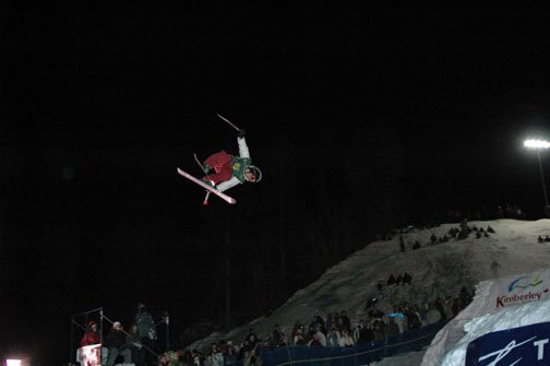 big air in kimbo