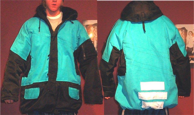 Newly Done Jacket