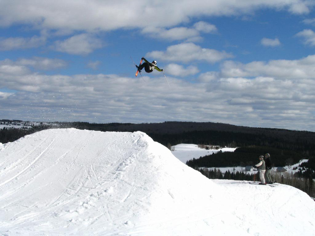 Switch Rodeo 720 Nose over 70 footer