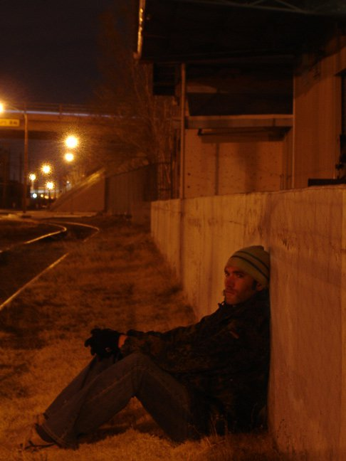 Meet me at the railroad tracks