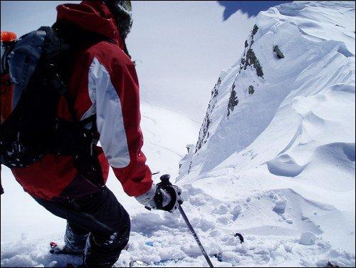 backside chutes