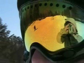 me and my goggles