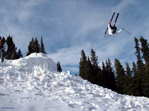jump on berthoud pass