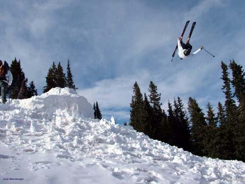 jump on berthoud pass