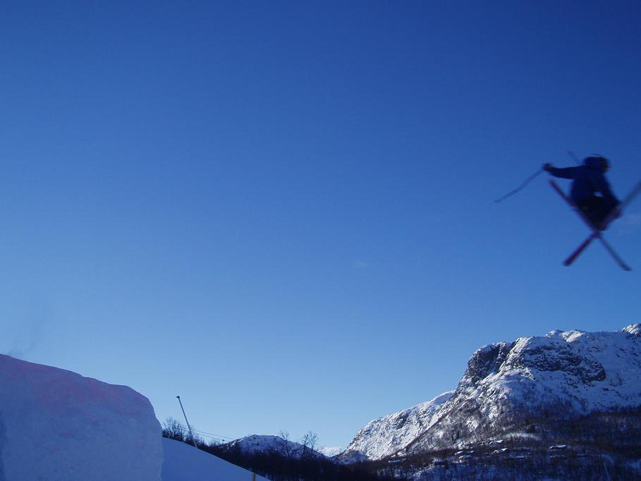 Big air mute , hemsedal