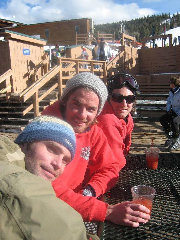 Chillin with my Norwegian homies