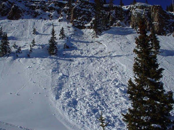 snowmass slide