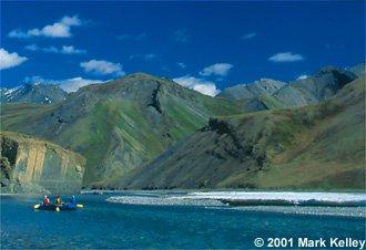 Rafting ANWR