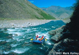 More Rafting in ANWR