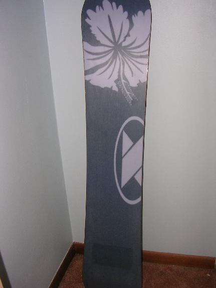 back of my board