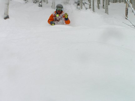 Steamboat Powder