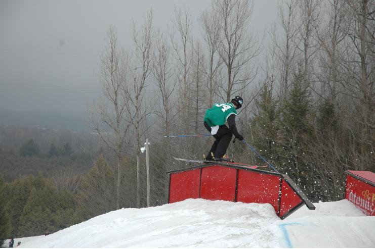 OSC Rail Jam Flat Down #1