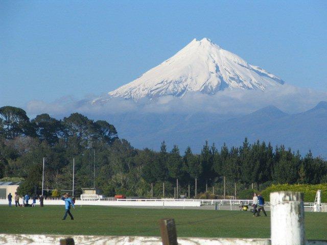 My Mountian (Mt Taranaki)