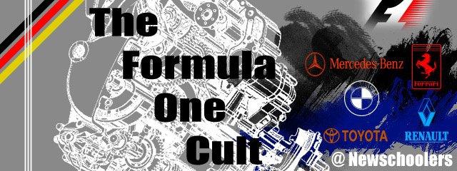 Formula One Cult Banner