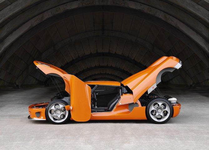 Koenigsegg ccbr
