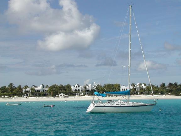 Boats in Cap Julica