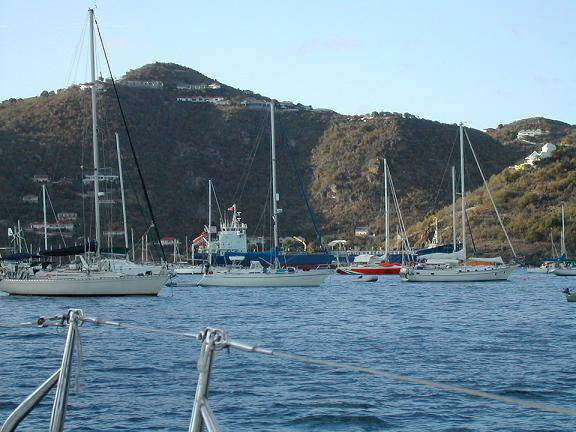 Boats in Saint Barth