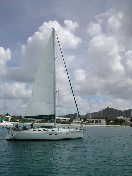 Sail Boat!