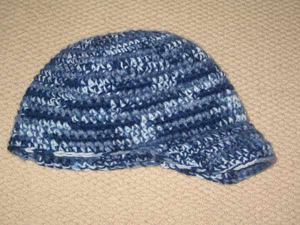 Brim hat1