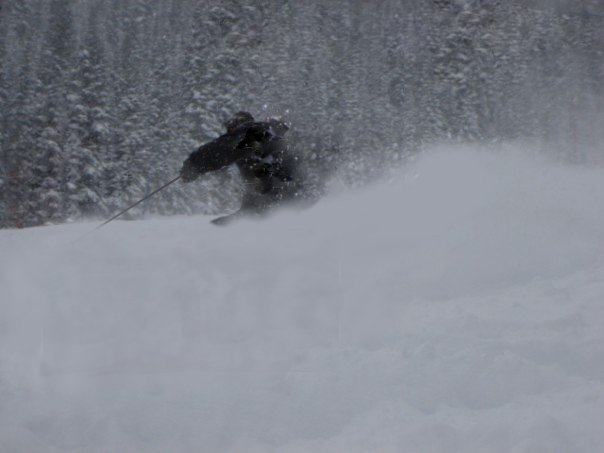 Cruddy Pow Shot
