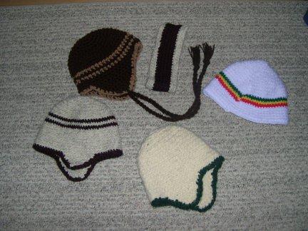 my hats