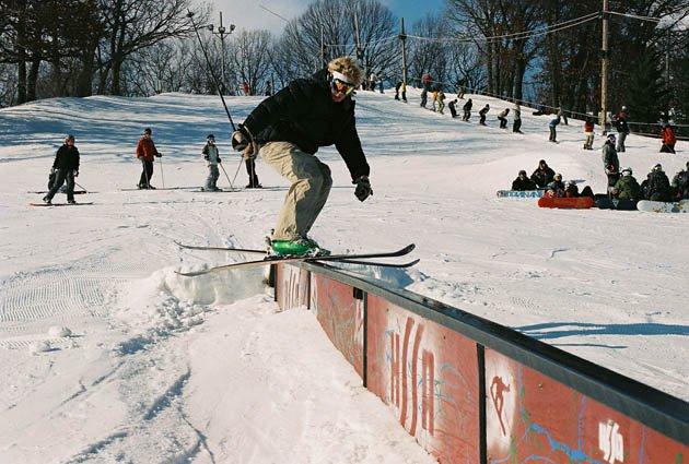 rail slide by gjavy