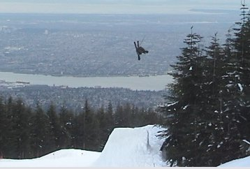 CJ hip ski trick (5forty)