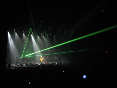 david GIlmour concert 6