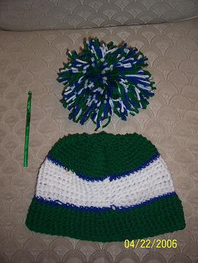 1st sucessful hat!