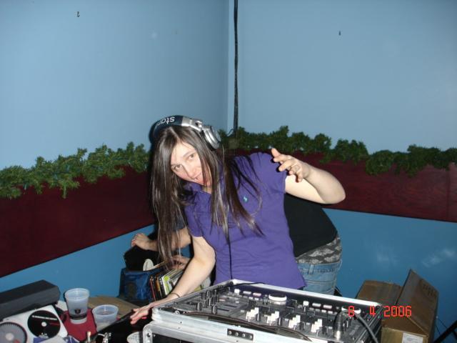 Getting some DJ skills