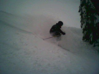 In the deep on Grouse