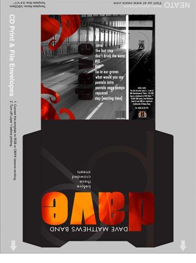 quick cd case