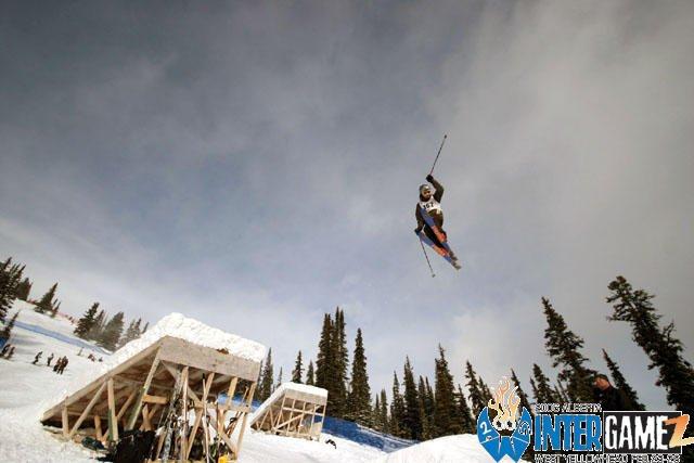 360 at alberta winter games