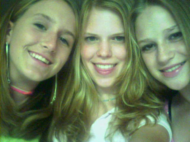 me in middle w/ blonde hair