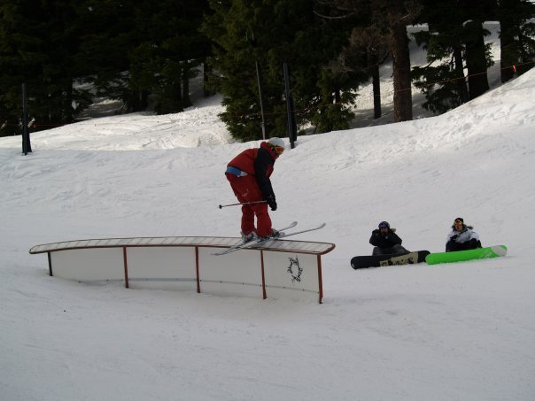 Those are some cool snowboarders