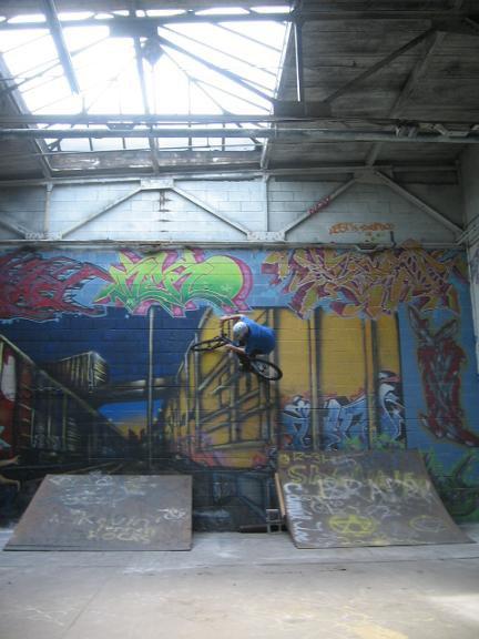 wall-ride (bike)