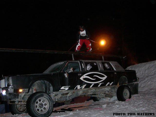Smith limo