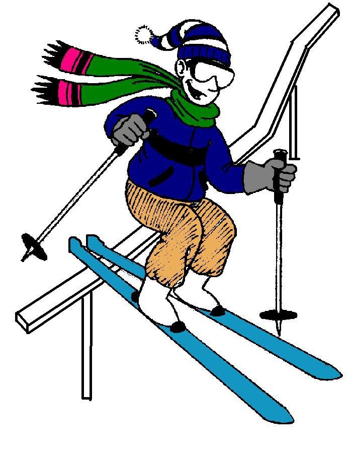 pimp skier