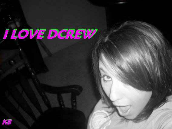 Dcrew Groupie