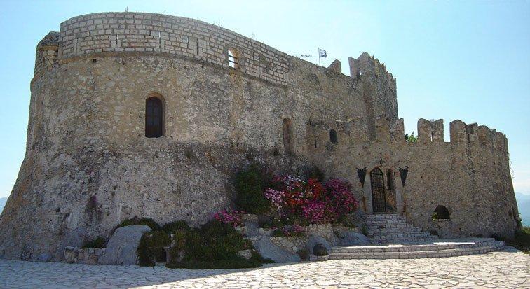 Greek Alcatraz