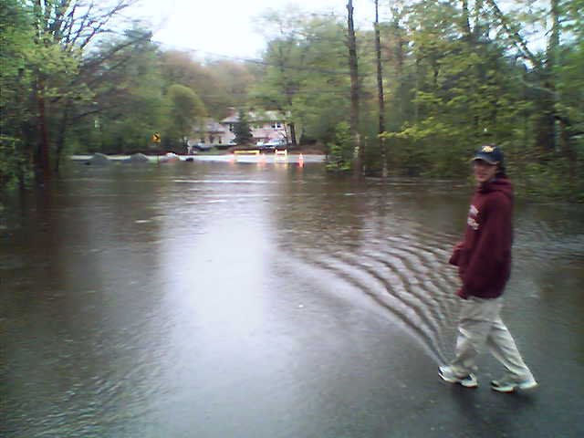 Flood in NH