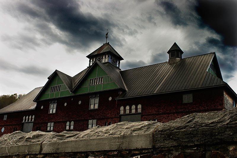 Haunted Farm Barn
