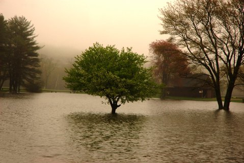 flooding in MA