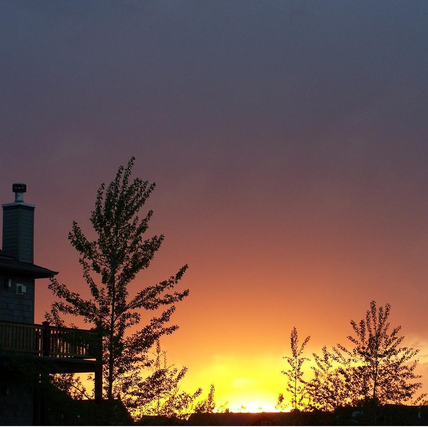 Sunset (good one)