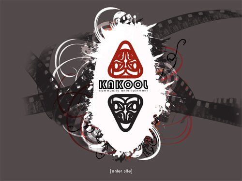 Kakool Entertainment Web Entrance